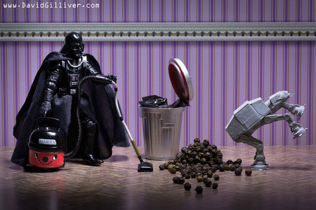 Star Wars Photography David Gilliver 1