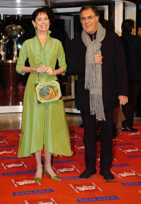 Geraldine Chaplin De Sybilla 2005