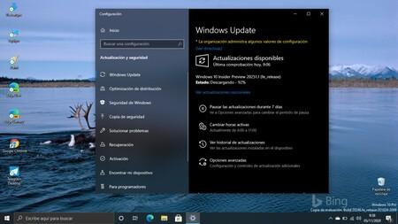 Microsoft libera la Build 20251 en el Canal Dev: sigue presente el fallo que impide instalar juegos en unidades externas