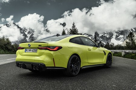 Bmw M4 Competition Coupe 15