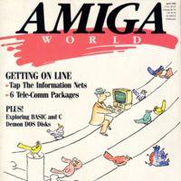 Hace 18 años la revista Amiga World ya nos hablaba de Twitter (sin saberlo)