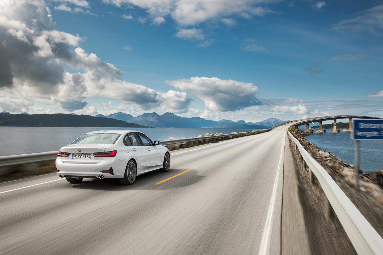 Foto de BMW Serie 3 2019 (44/131)