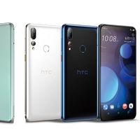 HTC renueva su gama media con los nuevos Desire 19+ y HTC U19e
