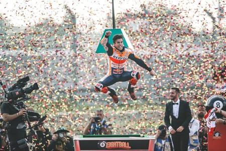 Marc Márquez: cómo hacer únicos y especiales ocho títulos mundiales de MotoGP