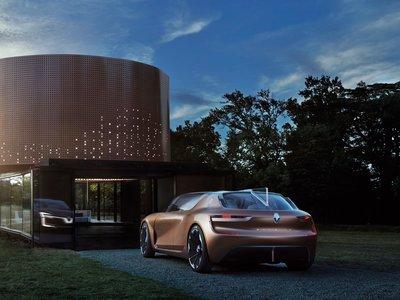 SYMBIOZ es la propuesta de Philips y Renault para controlar el hogar desde el vehículo conectado
