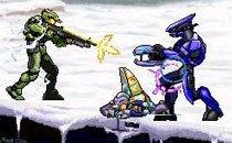 Halo Zero, homenaje 2D de Halo
