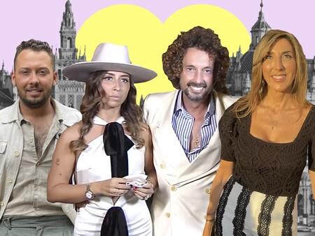 Así ha sido la preboda alternativa de José Antonio León y Rocío Madrid: barra libre de tattoos con Gonzalo Montoya, Paz Padilla, las Mellis y Avilés