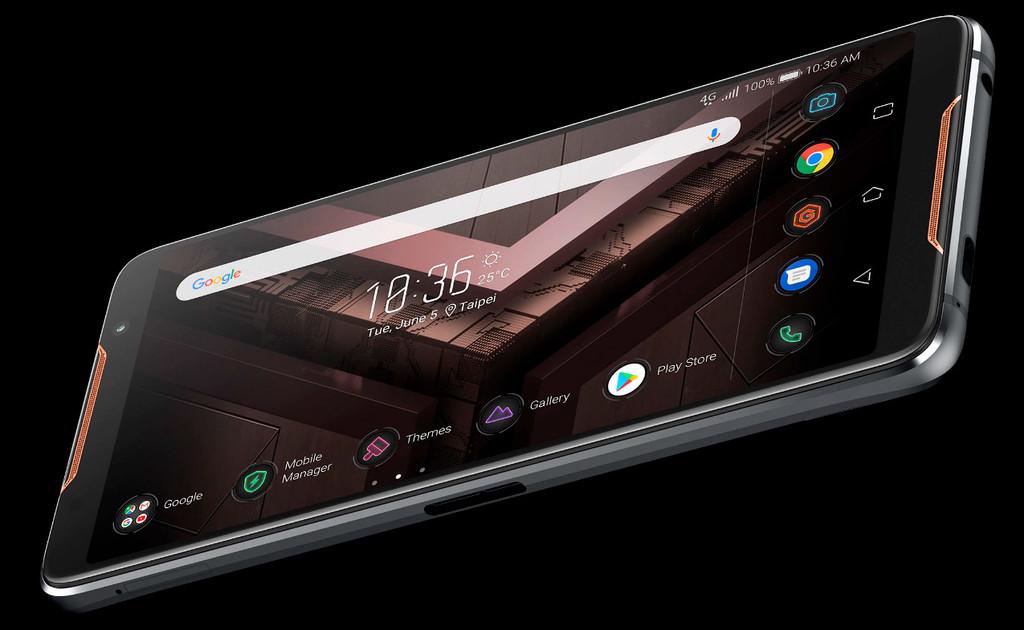 Asus ROG Phone: prestaciones de nivel y accesorios para hacerse con ...