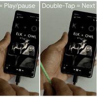 Google ahora quiere que controlemos la música de nuestro smartphone con sólo apretar o doblar el cable de los audífonos