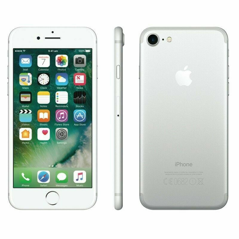 Apple iPhone 7 de 32 GB en Plata u Oro