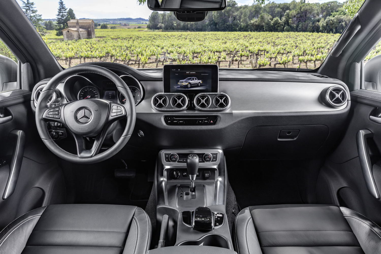 Foto de Mercedes-Benz Clase X, primeras impresiones (67/70)