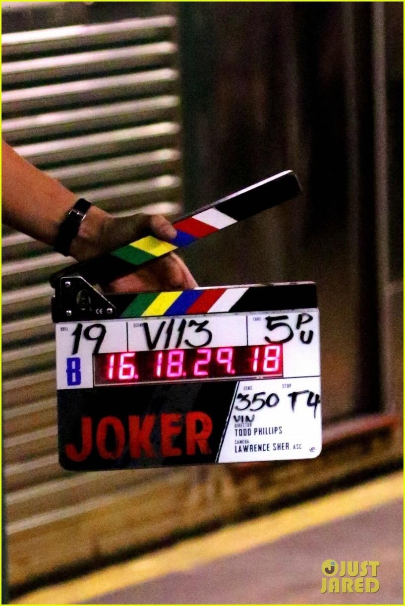 Foto de 'Joker': imágenes del rodaje (1/8)