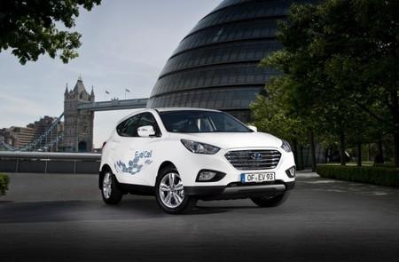 Hyundai afianza su colaboración por el coche a hidrógeno con las autoridades europeas