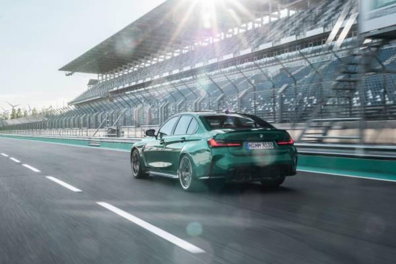Foto de BMW M3 Competition 2021 (11/40)