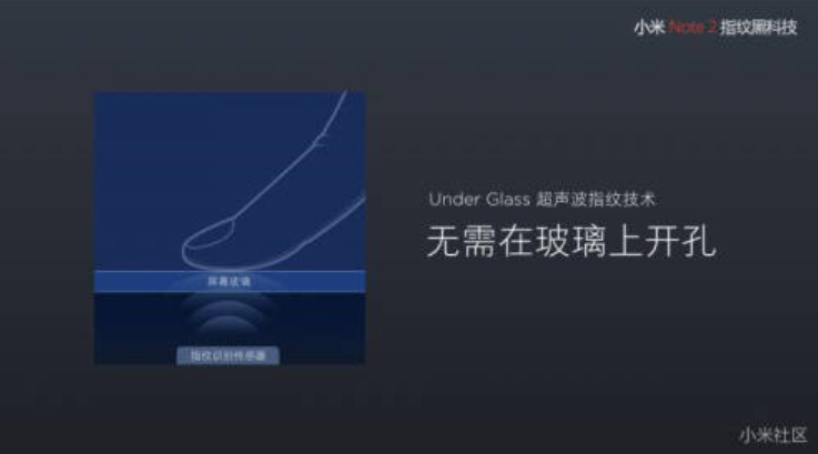 Foto de Xiaomi Mi Note 2, diapositivas presentación (2/8)