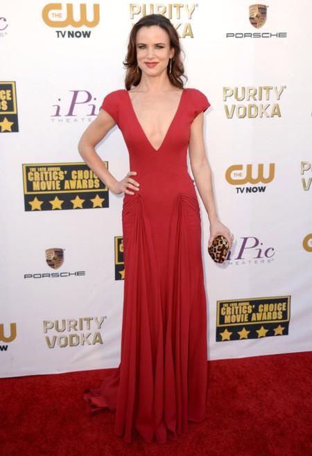 Juliette Lewis Mejores Critics Choice Awards 2014