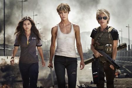 Las protagonistas de Terminator 6