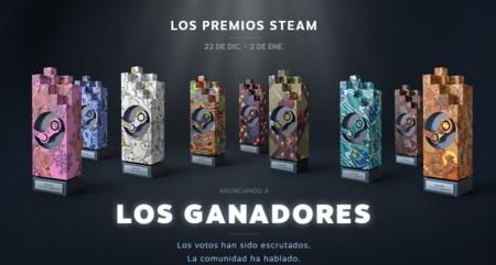 Estos son los ganadores de los premios Steam: GTA V y Euro Truck Simulator empatan a galardones