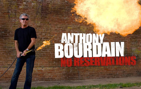 No Reservations Anthony Bourdain