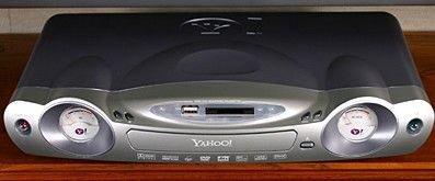 Yahoo! ya tiene su reproductor de DVD