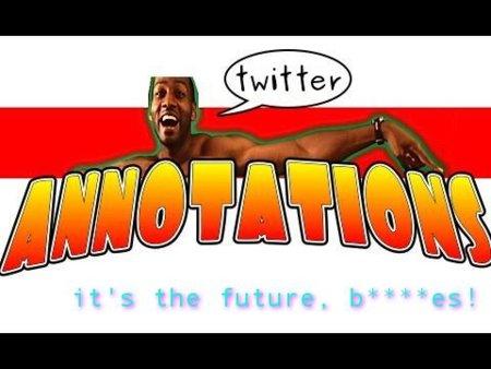 El futuro de Twitter: anotaciones