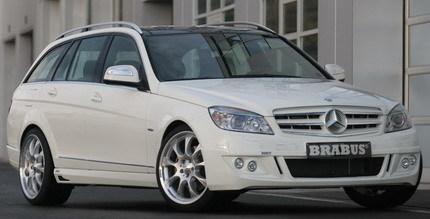 Mercedes Clase C Estate por Brabus, con un nuevo 4.0 V6 de 332 cv