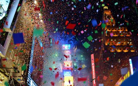 Times Square Nochevieja