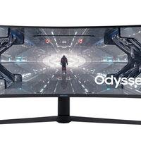 Samsung Odyssey G9 llega a México: el gigantesco monitor curvo de 49 pulgadas con resolución DQHD y una relación de aspecto 32:9