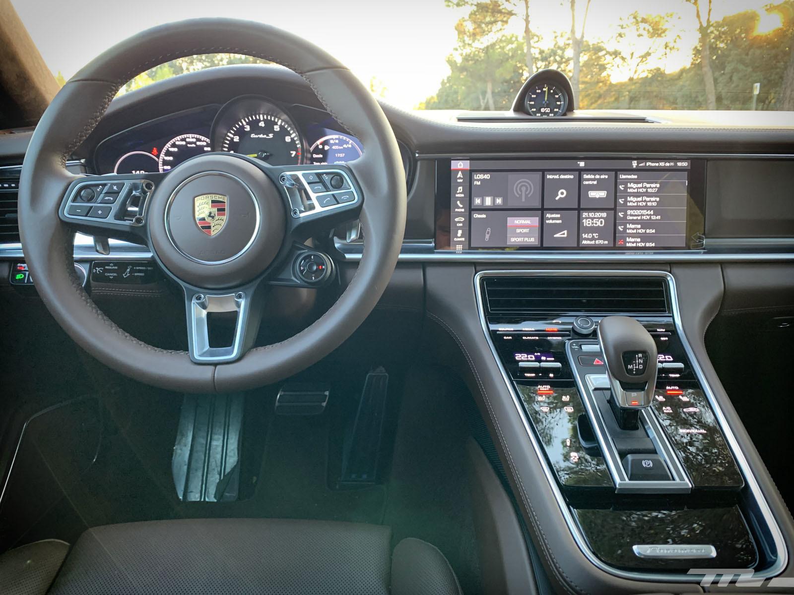 Foto de Porsche Panamera Turbo S E-Hybrid (prueba) (3/43)