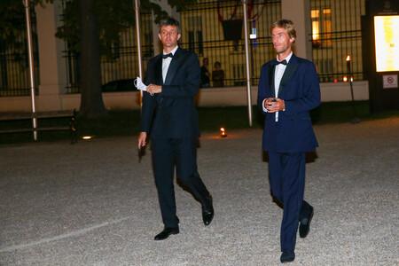 Ernesto Jr. y Christian