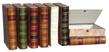 Complementos decorativos para lectores: facturas, secretos y bebidas