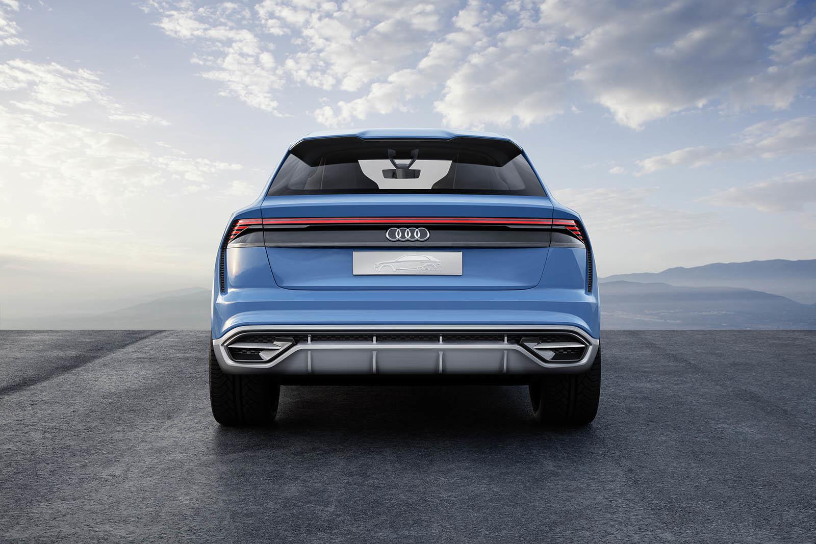 Foto de Audi Q8 Concept (24/39)