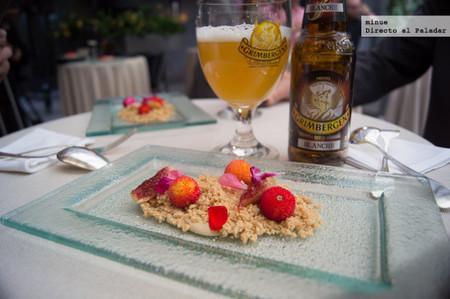 Maridaje de cervezas Grimbergen con Rodrigo de la Calle - 8