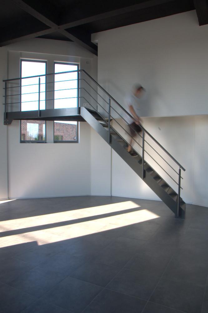 Foto de Casas poco convencionales: vivir en una torre de agua (18/35)