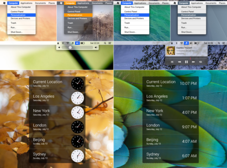 Yosemite Menu Bar By Rabra D7qfhbs
