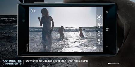 Nokia distribuye una imagen del nuevo Lumia 928 de Verizon