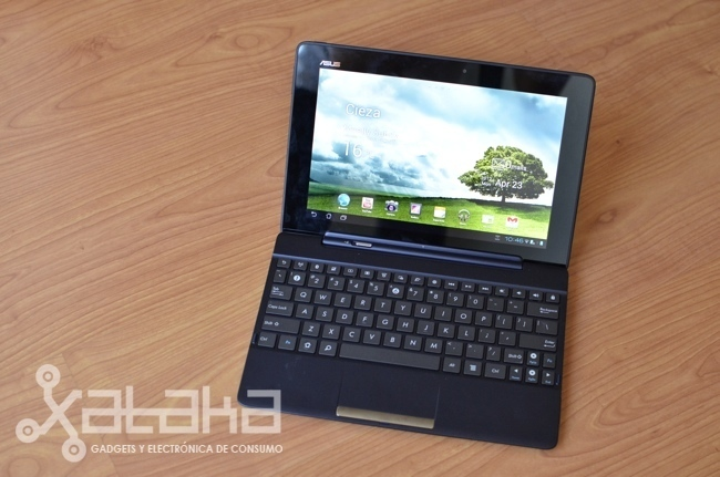 ASUS Transformer Pad 300 touchpad