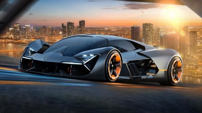 Lamborghini Terzo Millennio, el brioso toro del futuro será eléctrico