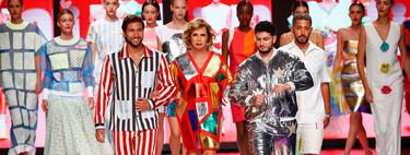 Lo mejor de Mercedes-Benz Fashion Week Madrid (MBFWM) primavera-verano 2022