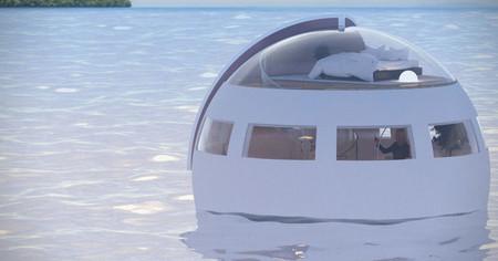 Huis Ten Bosch Floating Pod Hotel Fb