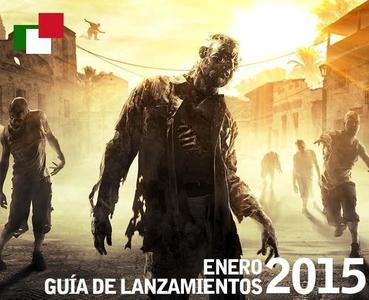 Guía de lanzamientos en México: enero 2015