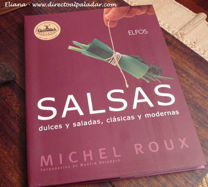Salsas de Michel Roux