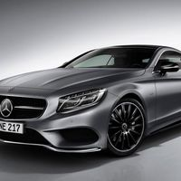 Mercedes-Benz Clase S Coupé Night Edition, una noche muy especial para el Auto Show de Detroit