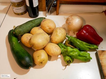 Fritada Verduras