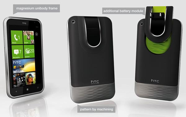 Foto de Concepto de enchufe integrado en el móvil (3/7)