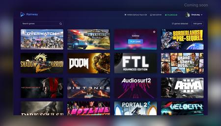 Rainway es la app que promete  llevar tus juegos de PC a consolas y moviles vía streaming... ¡incluida Switch!
