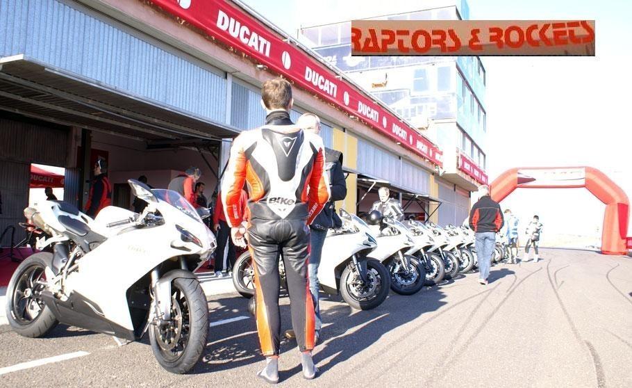 Foto de Presentación Ducati 848 (2/12)
