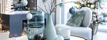 Ha llegado la Navidad con la colección Ice Christmas de Maisons du Monde para que tu hogar respire a frescura de diciembre