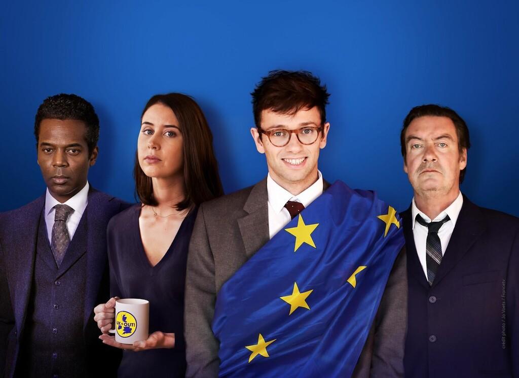 'Parliament': una divertida comedia política de la Europa post Brexit que se pierde cuando se aleja de la sátira