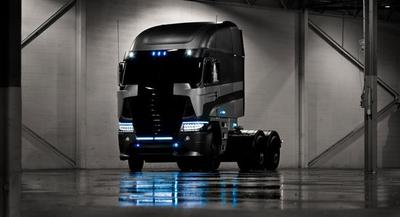 Freightliner Argosy el nuevo héroe de Transformers 4